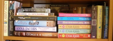 To Be Read (TBR) Pile Confessions