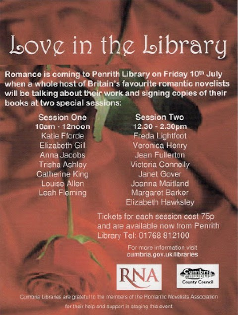 Love in the Library – Penrith