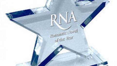 A Christmas Longlist=The RNA Romantic Novel of the Year Longlist