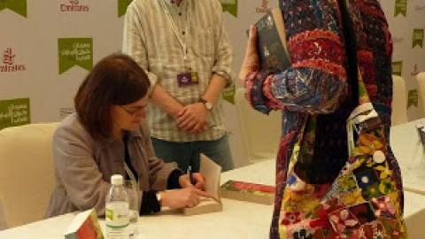 Rachel Hore Reports From The Dubai Literary Festival