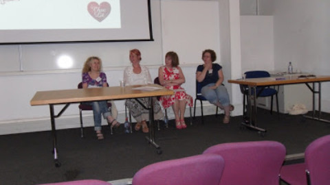 Christine Stovell on Being On Her First Panel – RNA Conference 2010