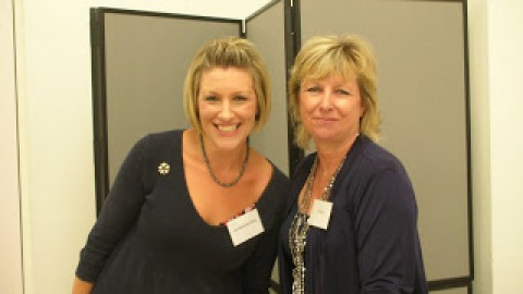RNA Conference 2011 – Lisa Bodenham – Was Suddenly Star-Struck