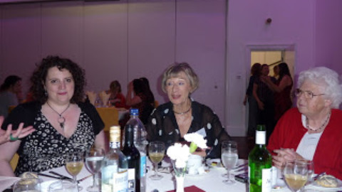 RNA Conference 2011 – The Gala Dinner and Shoes