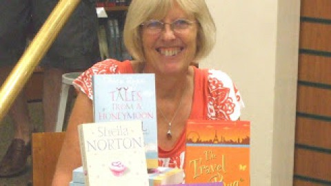 Author Interview with Sheila Norton