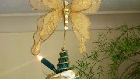 The Sixth Day of Christmas – A Butterfly from Kate Johnson
