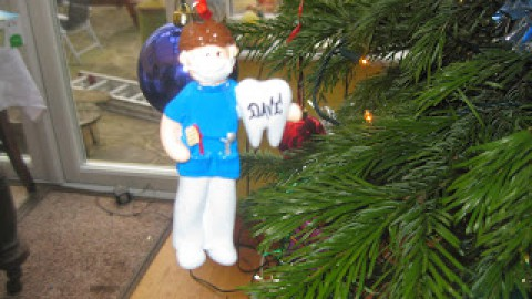 On The Third Day of Christmas – Julia Williams Brings A Rather Unusual Ornament…