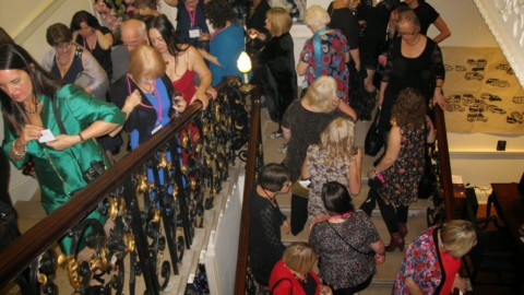 RNA Winter Party: A cold night but a warm atmosphere