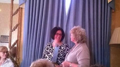 Catherine Miller: Winner of the 2015 Katie Fforde Bursary