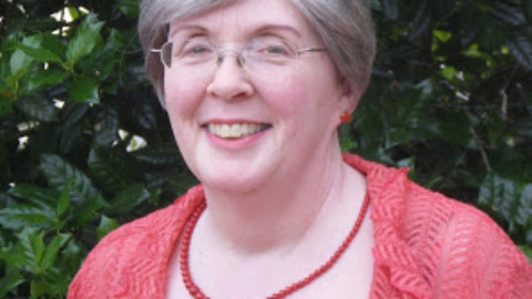 Angela Britnell: Her Writing Process