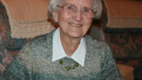 Mary Nichols: We'll Meet Again