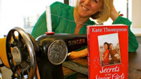 Kate Thompson: Secrets of the Sewing Bee