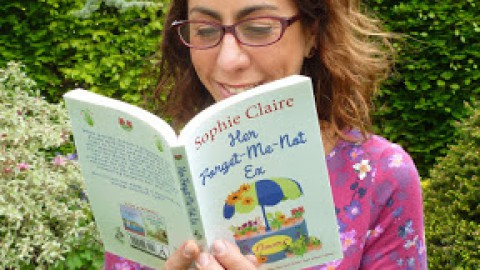 Joan Hessayon Award contender 2016: Sophie Claire