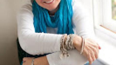Liz Fenwick: Finding ideas…