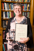 Shirley Everall, Librarian of the Year