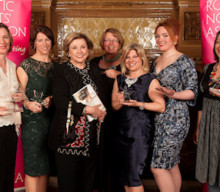 Young Adult novel wins The Romantic Novel of the Year Award