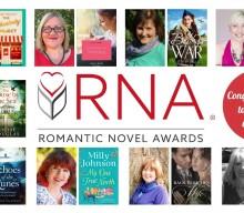 WINNERS for the 2021 Romantic Novel Awards