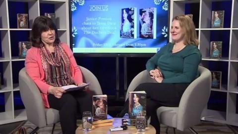 Janice Preston: An Innocent on Facebook Live – with Tessa Dare