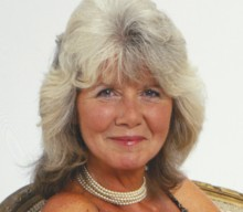 Jilly Cooper wins the Outstanding Achievement Award for 2018