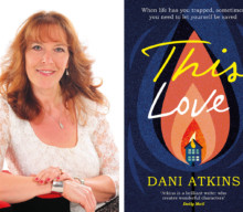 Dani Atkins wins Goldsboro Books Romantic Novel of the Year