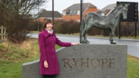Glenda Young: Belle of the Back Streets