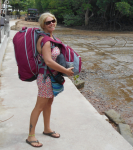 Janice Horton: The Backpacking Housewife