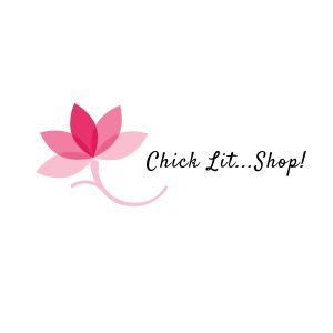 logo for chick lit shop