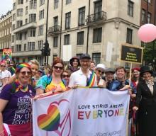 RNA at Pride in London