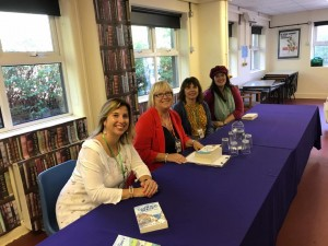 Follow Up On The Chase Bookfest