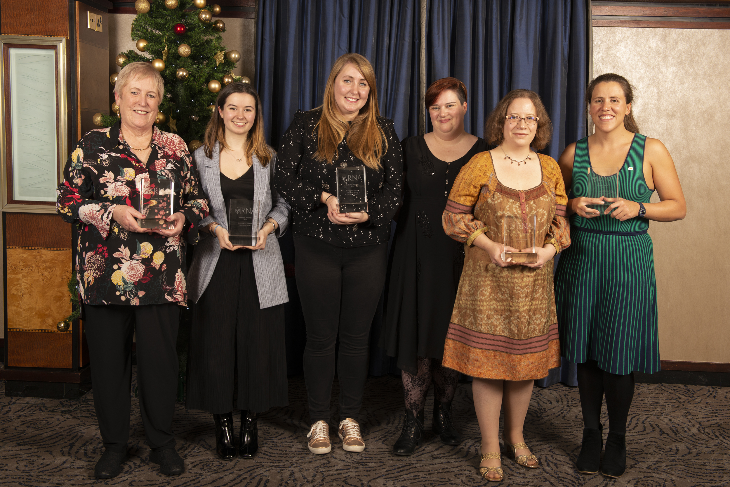 Winners of RNA Industry awards
