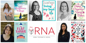 Meet the Contenders for the Katie Fforde Debut Romantic Novel Award 2020