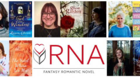 Meet the Contenders for the Fantasy Romantic Novel Award 2020