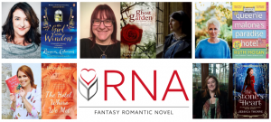 Meet the Contenders for the Fantasy Romantic Novel Award 2020