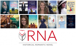Meet the Contenders for the Goldsboro Books Historical Romantic Novel Award 2020