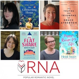 Meet the Contenders for the Sapere Books Popular Fiction Award 2020