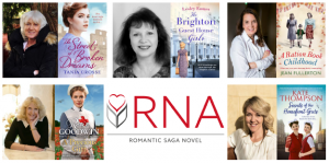 Meet the Contenders for the Romantic Saga Awards 2020