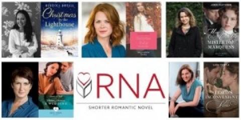 Meet the contenders for The Libertá Books Shorter Romantic Novel Award: 2020