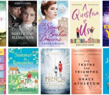 Romantic Novel Award Winners 2020