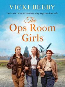 Vicki Beeby - The Ops Room Girls