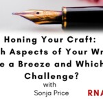 Honing your craft course May 2021