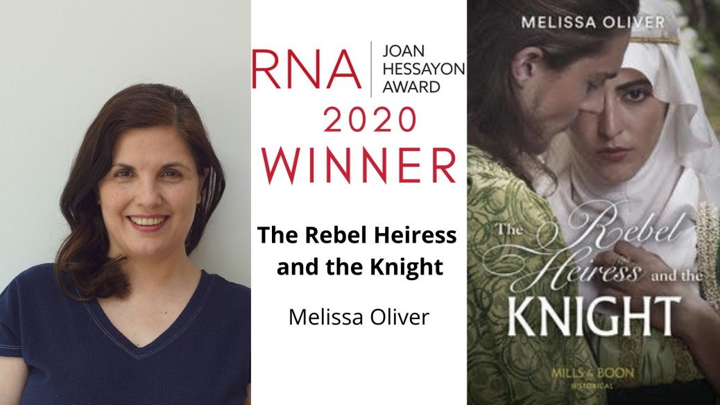 The Rebel Heiress and her Knight wins JH award 2020