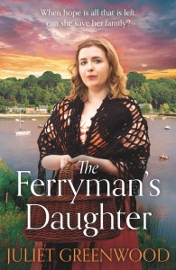 Juliet Greenwood - The Ferryman's Daughter