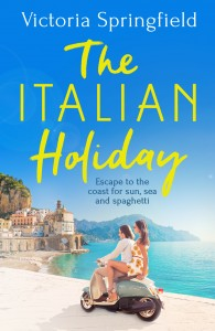 Victoria Springfield - The Italian Holiday