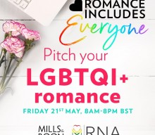 Romance Includes Everyone – Pitch your LGBTQI+ romance to Mills and Boon!
