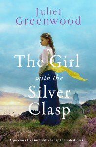 Juliet Greenwood - The Girl with the Silver Clasp