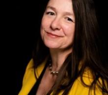 Caroline Day wins the Joan Hessayon Award