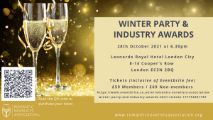 RNA Winter party and industry awards 2021